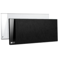 KEF T101C 2-Way On-Wall Home Theater Center Speaker Each