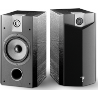 FOCAL Chorus 706 V2 Bookshelf Speakers Pair Black Ash
