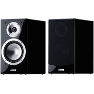 CANTON Chrono SLS 530.2 2-way 7in Bookshelf German Made Speaker Pair Black