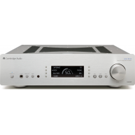 CAMBRIDGE AUDIO Azur 851A Flagship Integrated Class XD Amplifier Silver