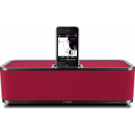 YAMAHA PDX-31 Portable Player 30 Pin Dock for iPod/iPhone Red
