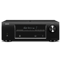DENONAVR-1513 5.1ch Home Theater Receiver 3D ready