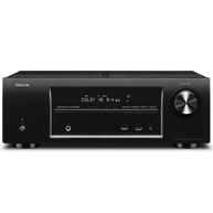 DENON AVR-1613 5.1ch Networking Receiver w/AirPlay 3D ready