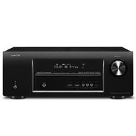 DENON AVR-1913 7.1ch Home Theater Receiver w/AirPlay 3D ready
