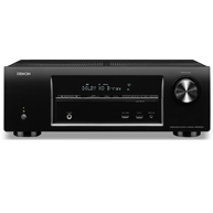 DENON AVR-E300 5.1 3D Networking Receiver AirPlay