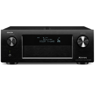 DENON AVR-X4000 7.2 4K Ultra HD Networking Receiver w/ AirPlay