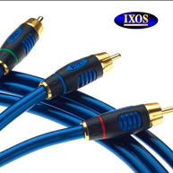 IXOS Xhv204 Studio Component Video Cable 3m 9.6ft