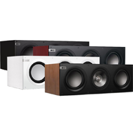 KEF Q200C Q Series 5-1/4 inch Center Channel Speaker