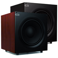KEF Q400 Q Series 10 inch 200w Powered Subwoofer