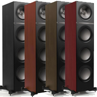 KEF Q900 Q Series 8 inch Floorstanding Speaker Each