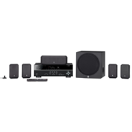 YAMAHA YHT-399U 5.1 Channel Home Theater in a Box System