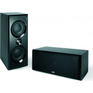 "KEF C6c Two Way 5¼"" Center / Lcr Speaker Black Each"