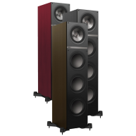 KEF Q700 Q Series 6-1/2 inch Floorstanding Speaker, Each