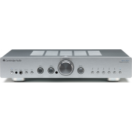CAMBRIDGE AUDIO Azur 351A Stereo Integrated Amp with USB Input Silver
