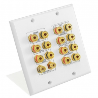 ETHEREAL 7.2 HOME THEATER WALL PLATE