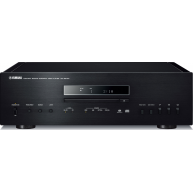 YAMAHA CD-S2100 Natural Sound CD Player Black