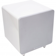 CAMBRIDGE AUDIO Minx X300 Dual 8 inch 300w Powered Subwoofer White