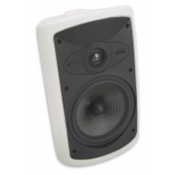 NILES OS7.5 7 Inch 2-Way High Performance Indoor Outdoor Speakers Pair White