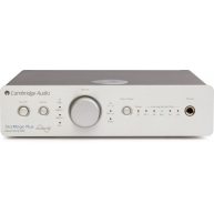 CAMBRIDGE AUDIO DacMagic Plus Digital to Analogue Converter & Preamplifier Silver