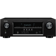 DENON AVR-S510BT 5.2 Full 4K Ultra HD A/V Receiver w/Bluetooth
