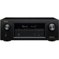 DENON AVR-X2200W 7.2 Atmos Full 4K Ultra HD A/V Receiver Wi-Fi/Bluetooth/AirPlay