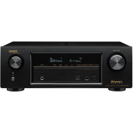 DENON AVR-X1200W 7.2 Atmos Full 4K Ultra HD A/V Receiver Wi-Fi/Bluetooth/AirPlay