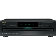 ONKYO DX-C390 6-Disc Carousel CD Changer