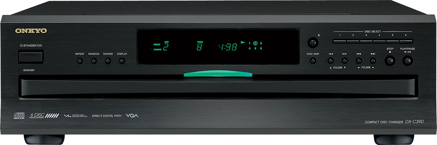 Onkyo Dx C390 6 Disc Carousel Cd Changer Accessories4less