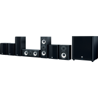 ONKYO SKS-HT993THX 7.1-Channel Home Theater Speaker System