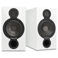 CAMBRIDGE AUDIO Aeromax 2 6.5in Bookshelf Speakers Gloss White Pair