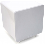 CAMBRIDGE AUDIO Minx X301 8in 300Watt Ultra-Compact Powered Subwoofer White
