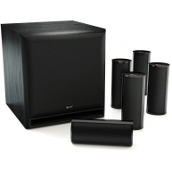 KEF KHT1505 Compact 5.1 System Black
