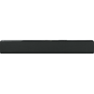 YAMAHA YAS-105 Sound Bar with Dual Built-in Subwoofers