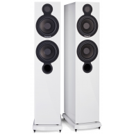 CAMBRIDGE AUDIO Aeromax 6 Floor-standing Speakers Gloss White Pair