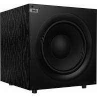 "KEF Q400 10"" 200 Watt Powered Subwoofer Black"