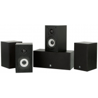 BOSTON ACOUSTICS Classic II 2300 Surround Speaker System Black SALE REDUCED $100