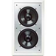 BOSTON ACOUSTICS VRiSUB82 Dual 8in Passive In-Wall Subwoofer Each