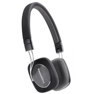 BOWERS & WILKINS P3 Portable Folding On-ear Headphones Black