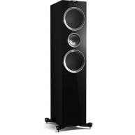 "KEF R900 8"" 3-Way Floorstanding Speaker Gloss Black Each"