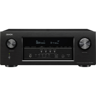 DENON AVR-S920W 7.2-Ch x 90 Watts Networking A/V Receiver
