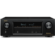 DENONAVR-X1300W 7.2-Ch x 80 Watts Networking A/V Receiver