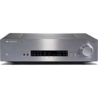 CAMBRIDGE AUDIO CXA80 Stereo Integrated Amplifier w/ Built-in DAC and USB Input Silver