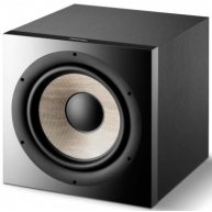"FOCAL SUB1000F 12"" 1000 Watt Powered Subwoofer Black"