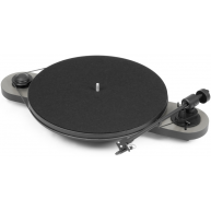 PRO-JECT Elemental Belt Drive Turntable Gray