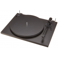 PRO-JECT Primary Belt Drive Turntable Black
