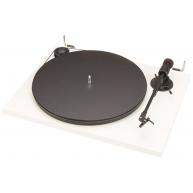 PRO-JECT Primary Belt Drive Turntable White