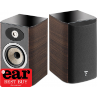 "FOCAL Aria 905 5"" 2-Way Bookshelf Speaker Dark Walnut Pair"