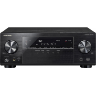 PIONEER VSX-1124-K 7.2-ch x 90 Watts Networking A/V Receiver