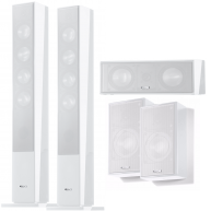 CANTON 5 Channel CD Speaker Package White