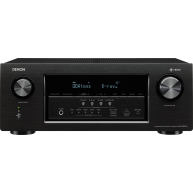 DENON AVR-S930H 7.2-Ch x 90 Watts Networking A/V Receiver